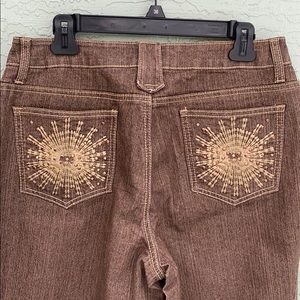 Baccini NWT Jeans 12 Petite With Studs